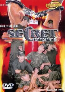 Secret Commando DVDR (NC)