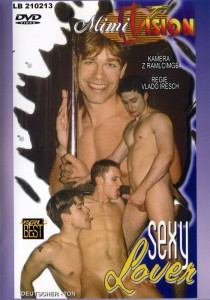 Sexy Lovers DVD