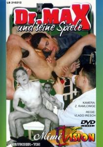 Dr. Max Und Seine Spiele DVDR (NC)