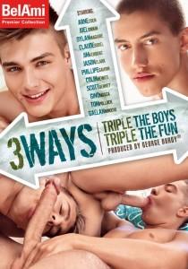 3 Ways (Bel Ami) DVD (S)