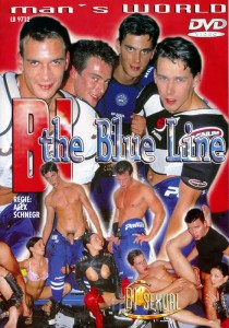 Bi The Blue Line DVD (NC)