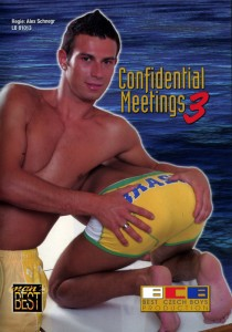 Confidential Meetings 3 DVD