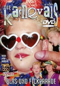 Die Karnevals Blas Und Fickparade DVDR (NC)