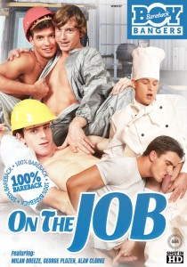 On The Job (BB Boy Bangers) DVD