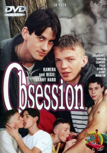 Obsession (Young & Gay) DVD (NC)