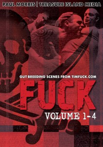Fuck Volume 1-4 DVD