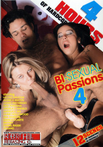 Bi-Sexual Passions 4 DVD