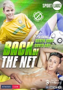 Back Of The Net DVDR (NC)