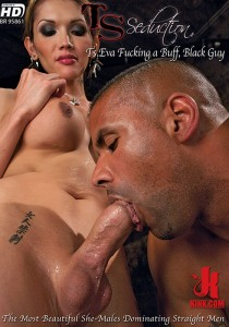 TSS016 - T's Eva Fucking a Buff Black Guy DVD (S)
