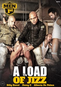 A Load Of Jizz DVD