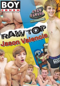 Raw Top: Jason Valencia DVDR (NC)