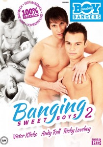 Banging Sweet Boys 2 DVD