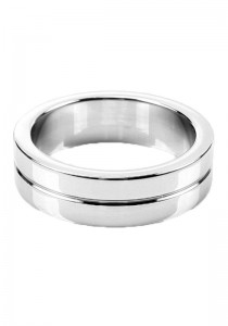 Steel Extra Thick Cockring 15 mm wide