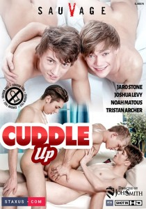 Cuddle Up DVD - Front