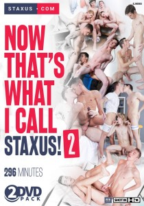 Now That's What I Call Staxus! 2 DVDR (NC)