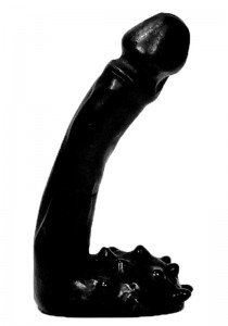All Black AB26 Dildo