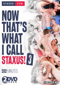 Now That's What I Call Staxus! 3 DVDR (NC)