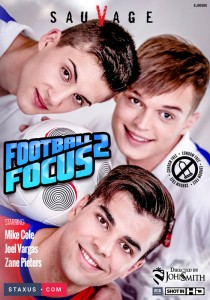 Football Focus 2 DVD - Front