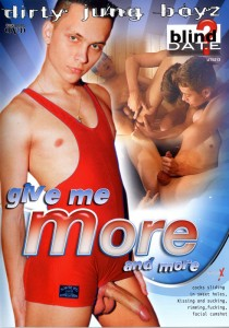 Give Me More And More DVD