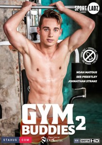 Gym Buddies 2 DVDR (NC)