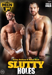 Slutty Holes DVD