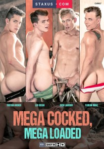 Mega Cocked, Mega Loaded DVDR (NC)