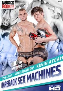 Bareback Sex Machines DVD