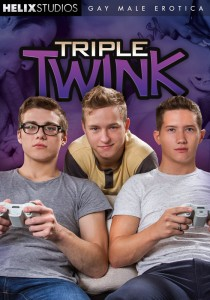 Triple Twink DVD