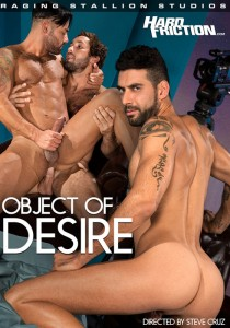 Object of Desire DVD (S)