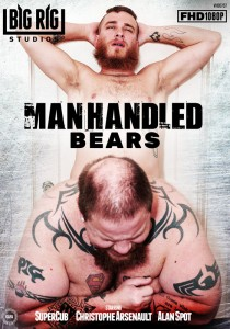Manhandled Bears DVD