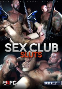 Sex Club Sluts DVD (S)