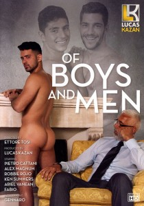 Of Boys And Men DVD