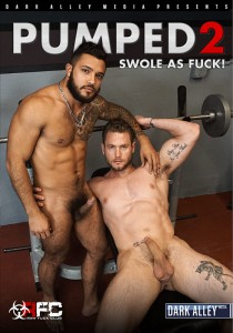 Pumped 2: Swole as Fuck! DVD (S)