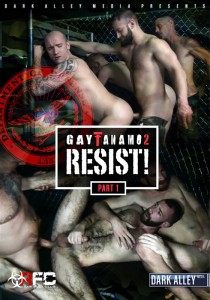 Gaytanamo 2: Resist! Part 1 DVD