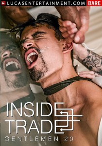 Gentlemen #20 - Inside Trade DVD (S)