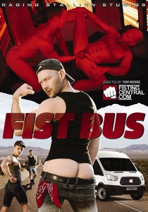 Fist Bus DVD (S)