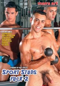 Sport Studs Fuck 2 DVD