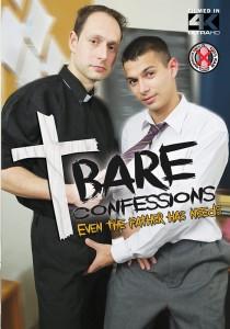 Bare Confessions DVDR
