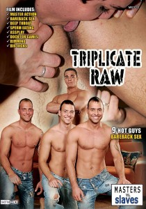 Triplicate Raw DVD (NC)