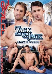 Zack & Jack make a Porno DVD