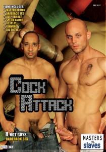 Cock Attack DVD (NC)