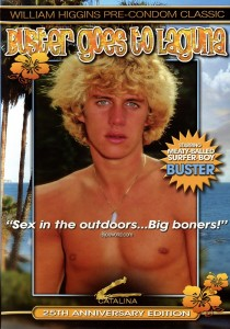 Buster goes to Laguna DVD