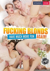 Fucking Blonds Have Much More Fun Again! DVD