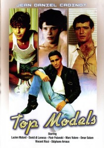 Top Models DVD (NC)