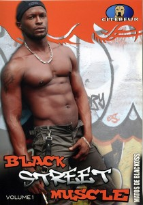 Black Street Muscle DVDR (NC)