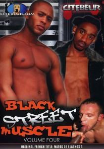 Black Street Muscle 4 DVDR (NC)