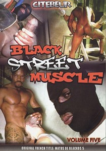 Black Street Muscle 5 DVD (NC)