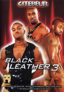 Black Leather 3 DVD (NC)