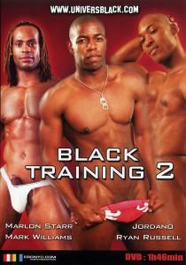 Black Training 2 DVD (NC)