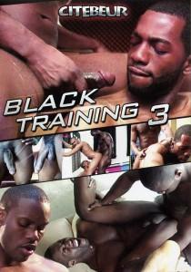 Black Training 3 DVD (NC)